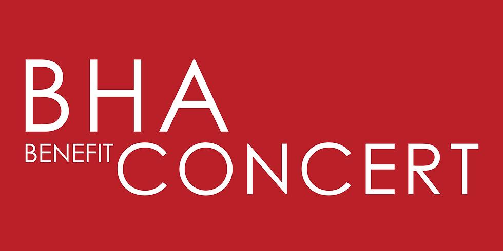 BHA Benefit Concert