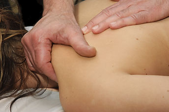 Deep Tissue at Andrew Dib Massage & Healing
