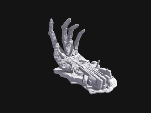 Wardroid Hand 1