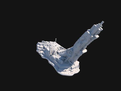 Wardroid Foot