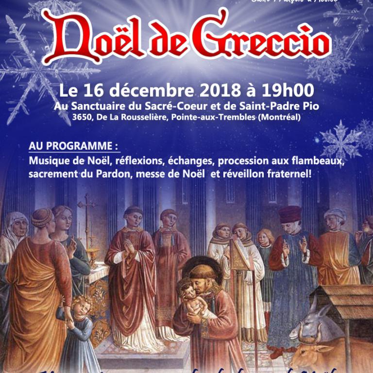 Noël de Greccio