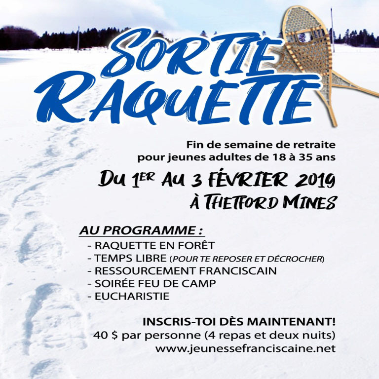 Sortie Raquette