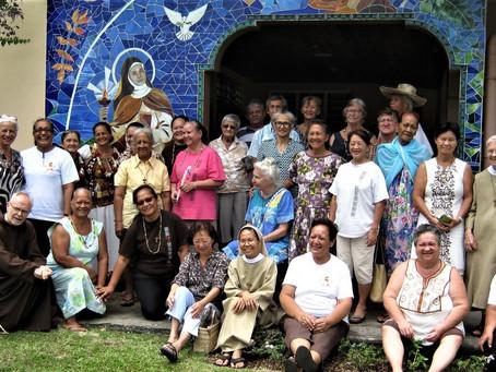 L'Ordre franciscain séculier en Polynésie française