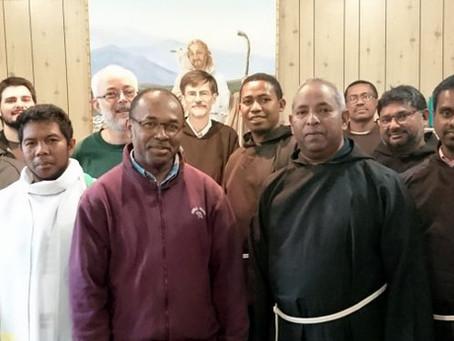 Capucin : annoncer l'Évangile en frères !