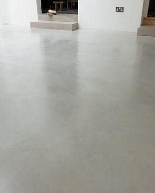 20 03 - Concrete Flooring - Rendlesham R