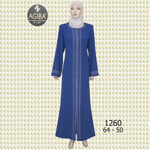 Colour Abaya
