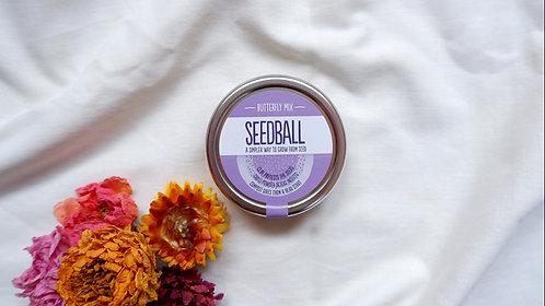 Seedball Butterfly Mix
