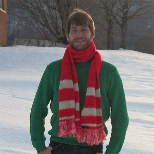 Vermont Scarf - The Mountaineer