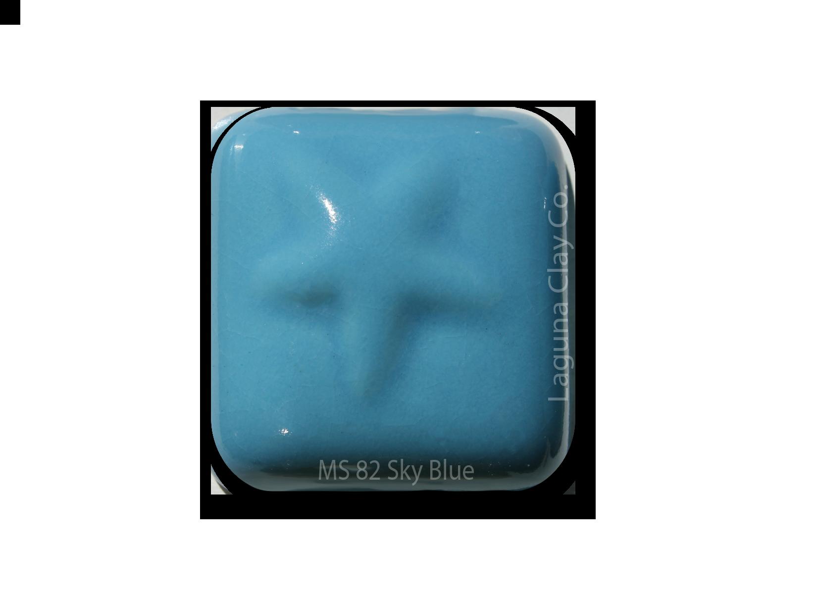 MS-82 Sky Blue