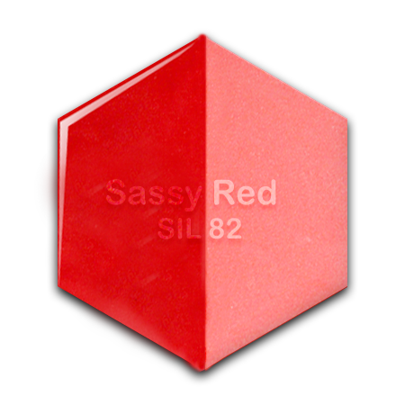 SIL-82 Sassy Red