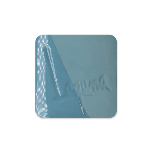 Turquoise Colored Porcelain
