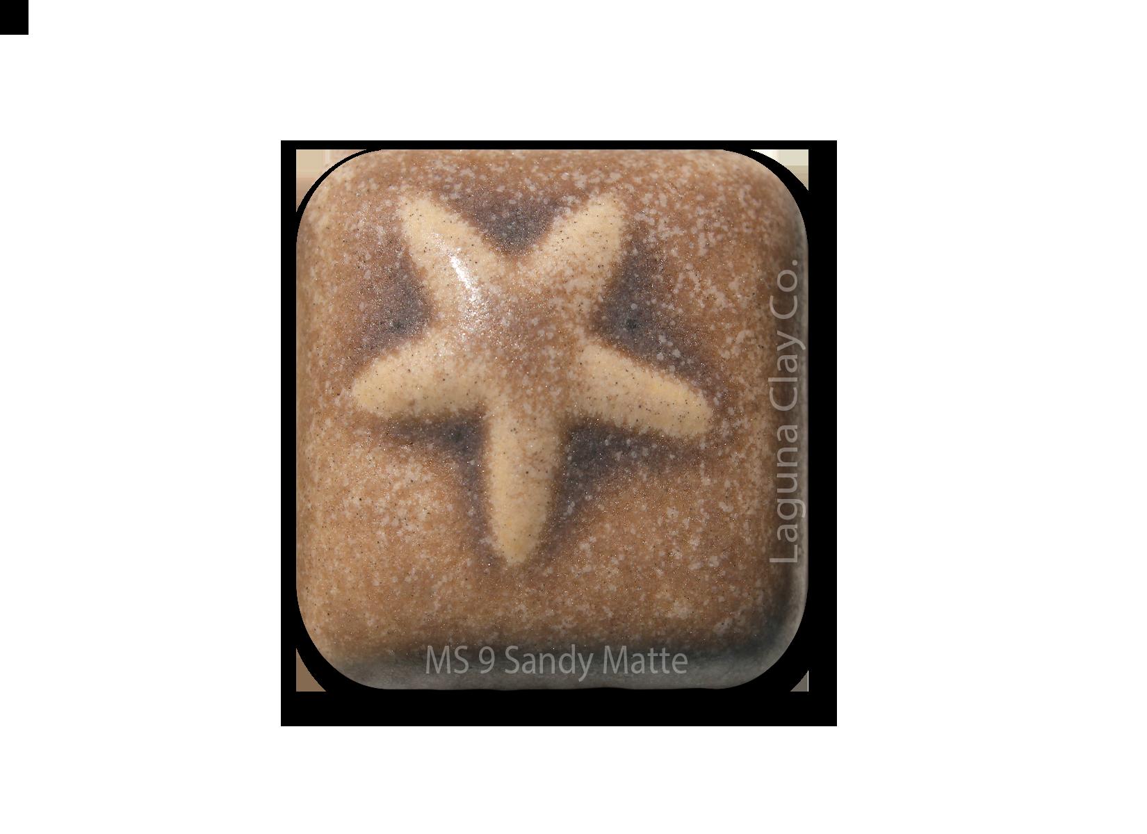 MS-9 Sandy Matte