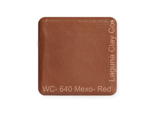 Mexo-Red (Self-hardening Clay)  WC640