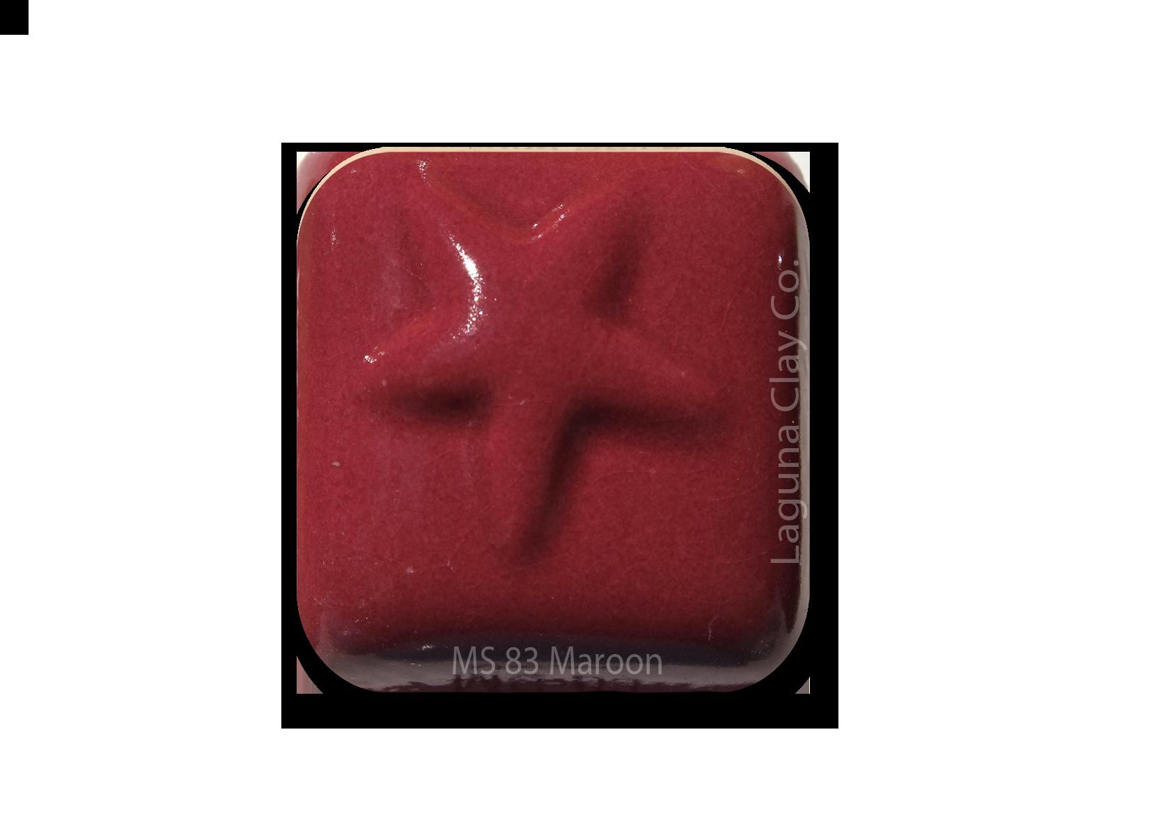 MS-83 Maroon