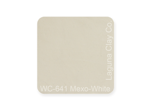Mexo-White (Self-hardening Clay)  WC641