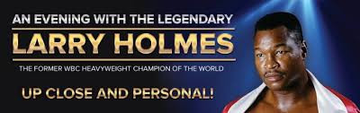 An Evening with Larry Holmes