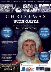 Christmas with Gazza