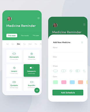 medicine_remainder_application_design_de