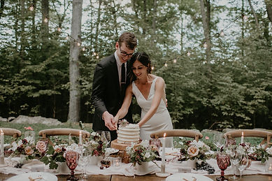 Door County wedding photographed by Anna Page