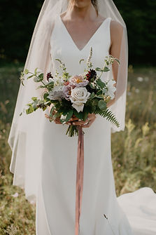 Micro wedding photographed by Anna Page
