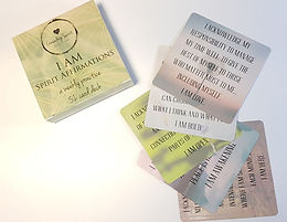 Spirit Affirmation Cards