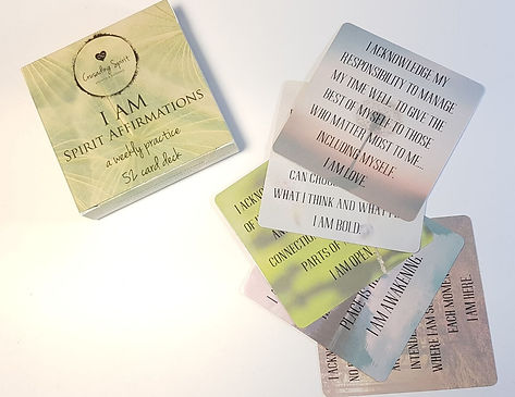 Spirit Affirmation Cards