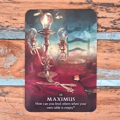 Card 3 - 16th Mar