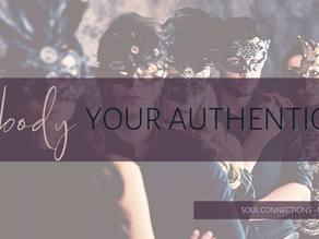 What happens when you fully embody your authentic authority?
