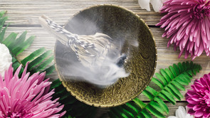 Saging and Smudging