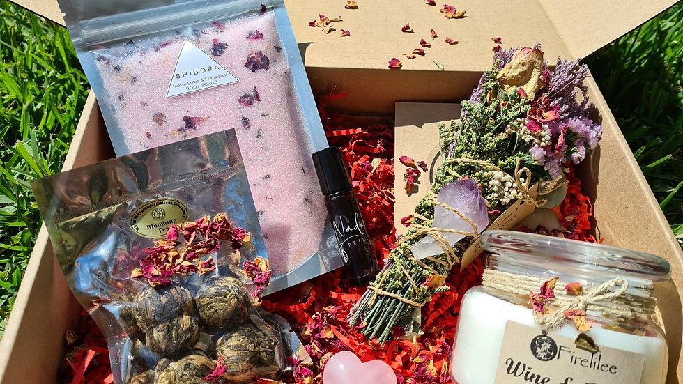 Wellness Box - Bloom With Grace