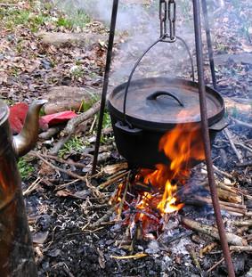 Bluebell Woods - Firelighting  23-2-16 (