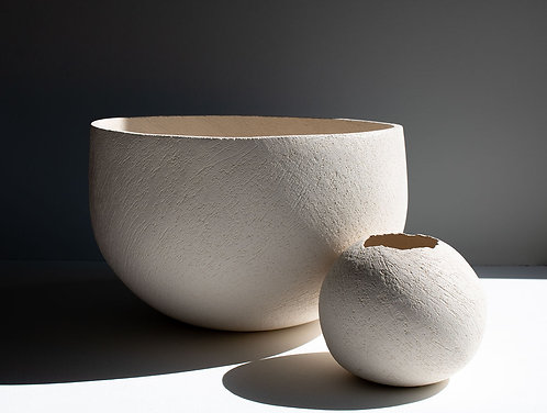 Stoneware forms