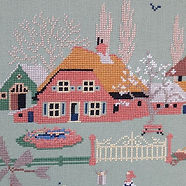 The farmhouse in the centre, love the sp