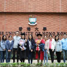Grad photos @ HKU Main Campus