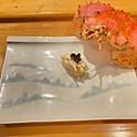 King Crab Nigiri with Caviar