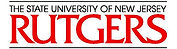Rutgers is the State University of New Jersey with three campuses in New Brunswick, Newark, and Camden