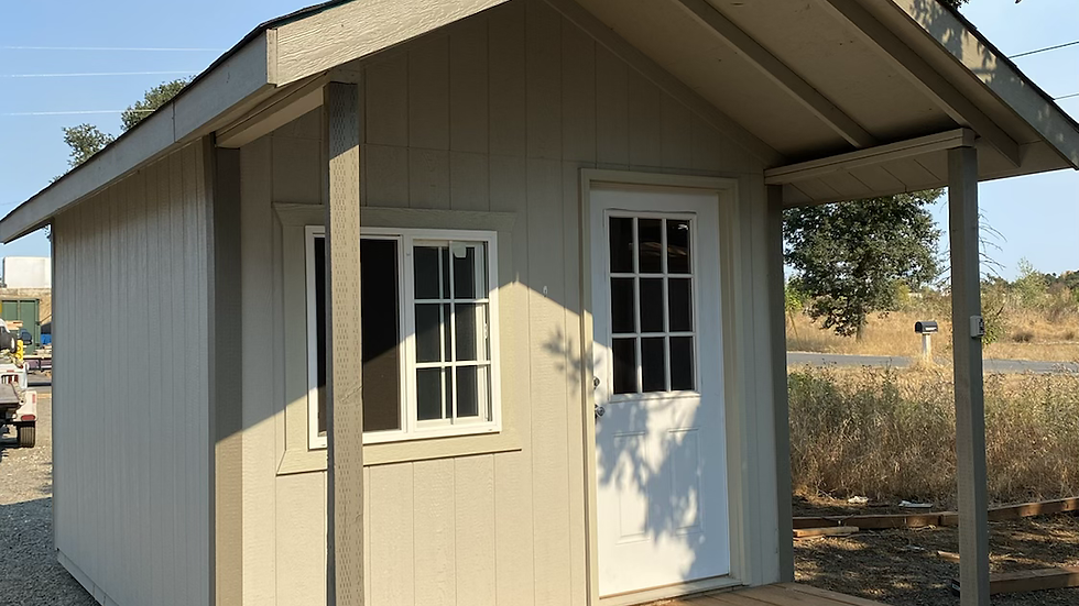 10x12 HERITAGE STYLE SHED