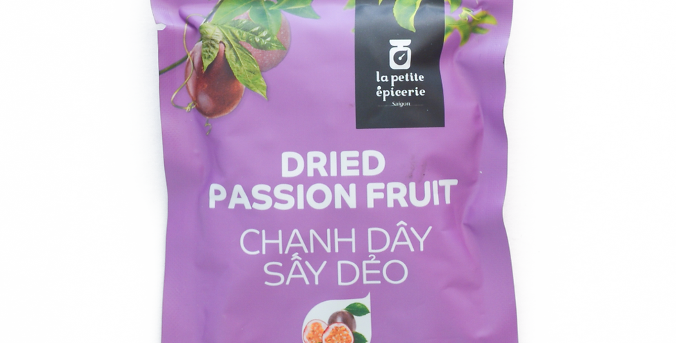 Dried Passion fruit - 40g