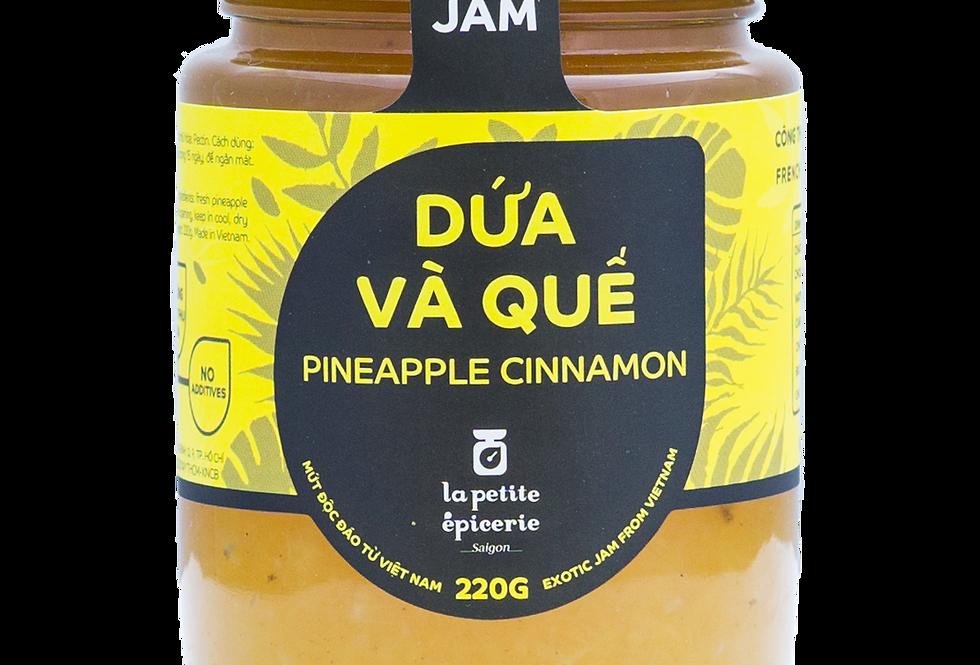 Pineapple-Cinnamon 220g