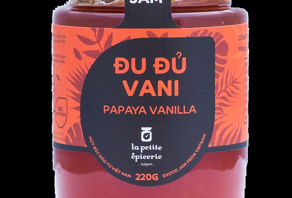 Papaya-Vanilla 220g