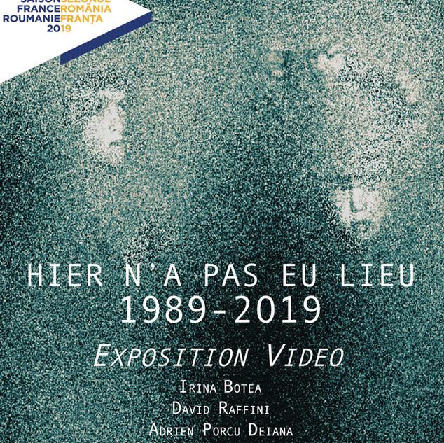 Exhibition // Saison culturelle France Roumanie