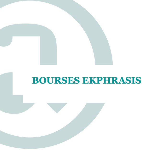 Grant // Bourses Ekphrasis