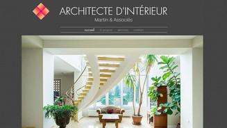 Martin & Associés Architecte d'intérieur