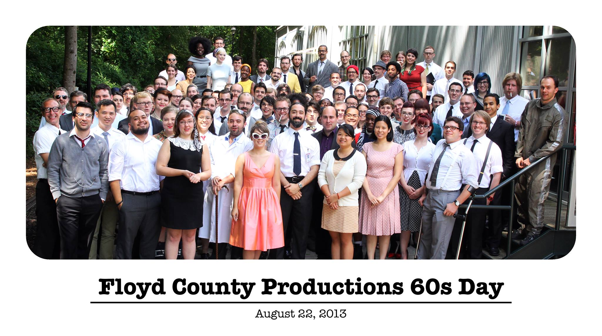 60's Day @ Floyd County Productions