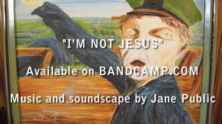 I'm Not Jesus.