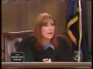 Joey Huertas on THE PEOPLES COURT (FOX 5 TV)