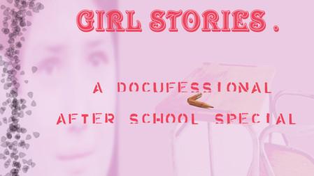 Girlstories (Film Teaser)