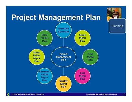 Project Management Plan - London's Electrical Services Ltd