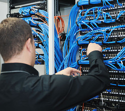 network cabling London's Electrical Services Ltd