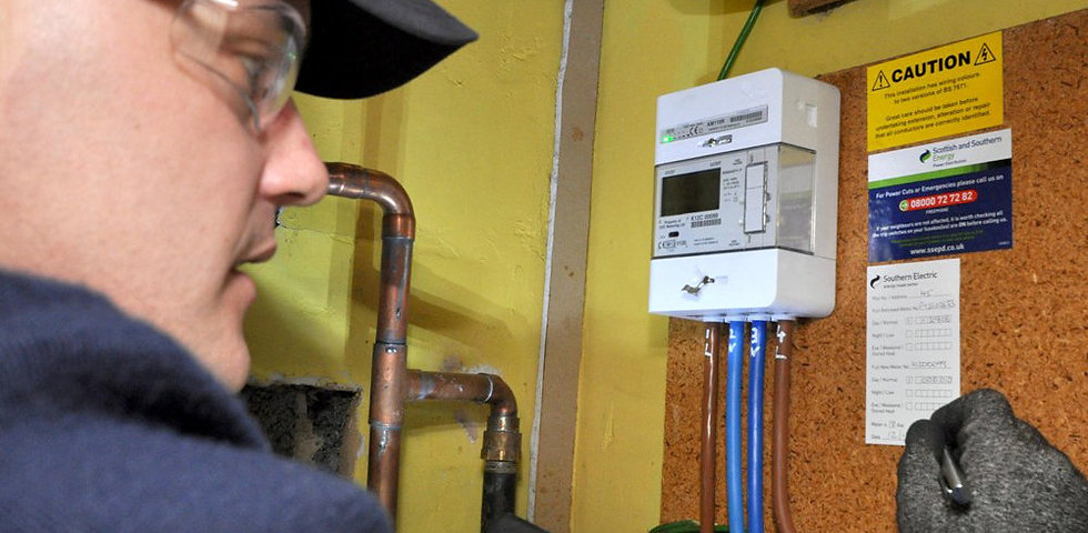 Metering Management Electric Meter Installation